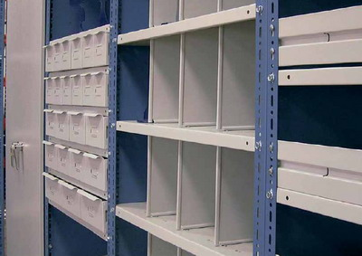 Estanterias de angulo ranurado - Medidas estanterias metalicas ...